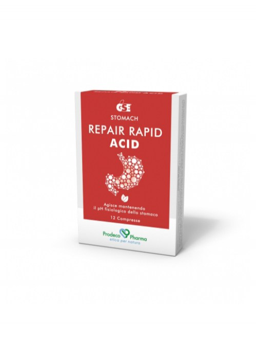 GSE REPAIR RAPID ACID 12CPR CE